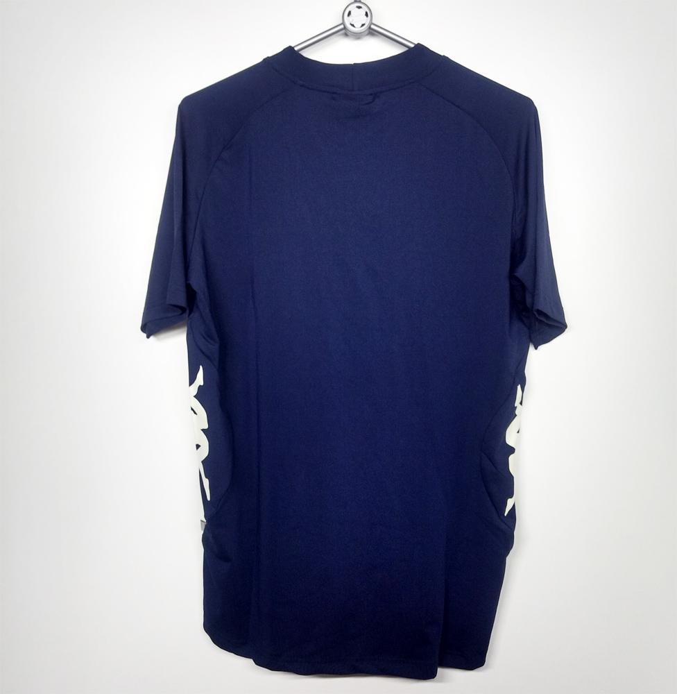 Camisa Kappa Kombat Azul Marinho - 302T7A0