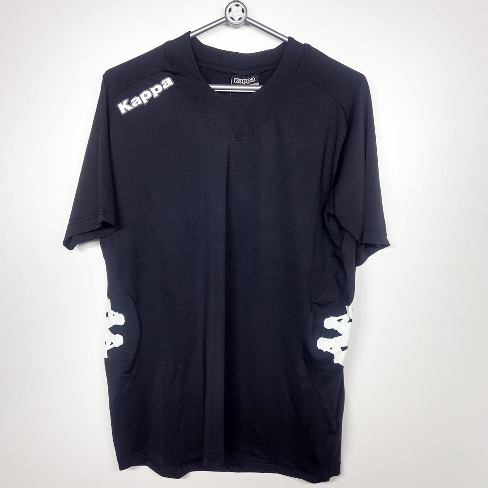 Camisa Kappa Kombat Preta - 302T7A0