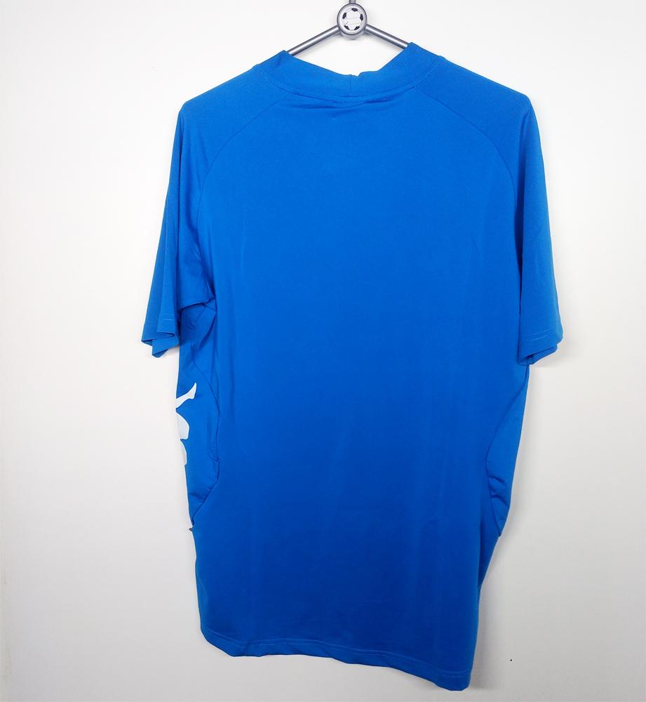 Camisa Kappa Kombat Azul Royal - 302T7A0