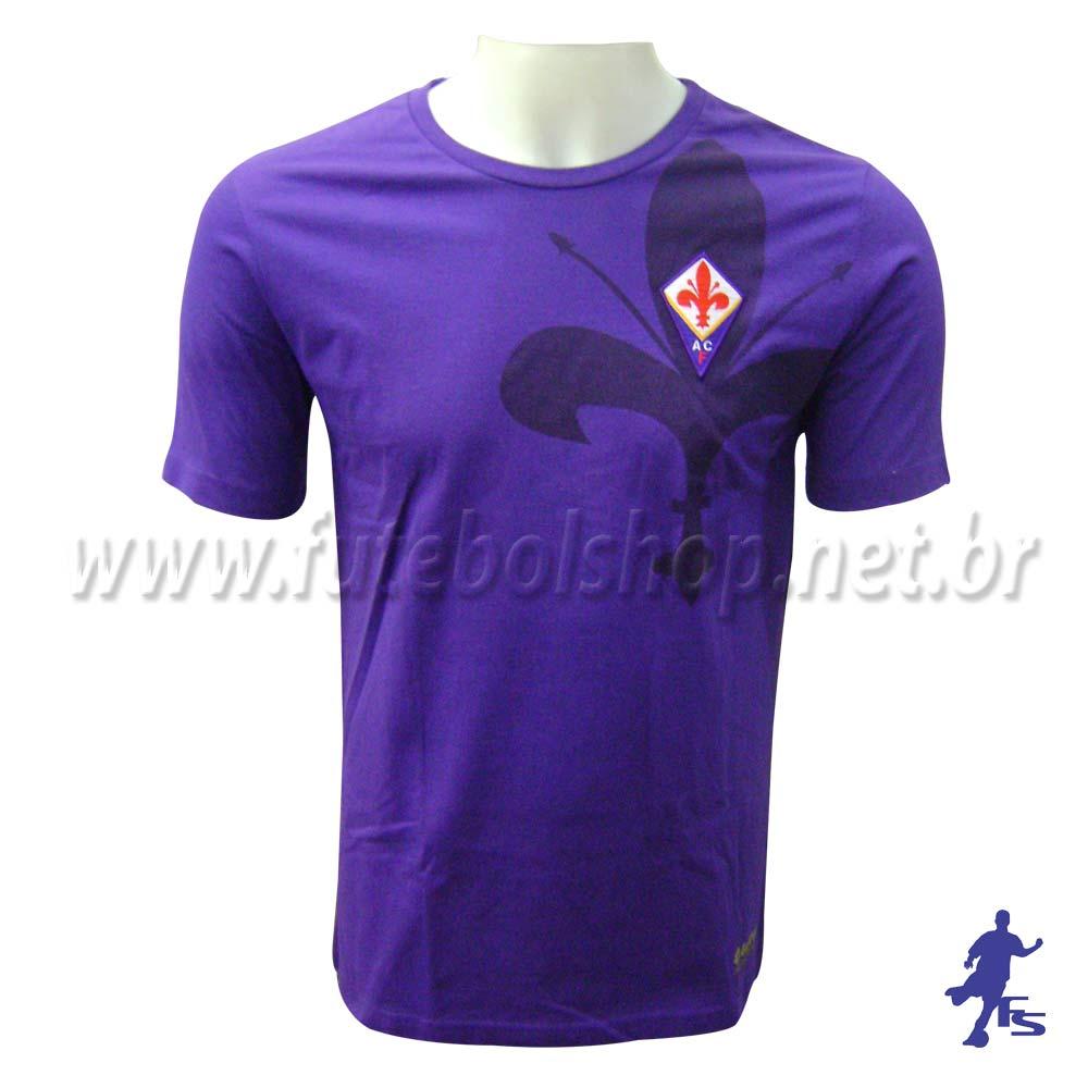 Camisa Lotto da Fiorentina Gold - C0842M