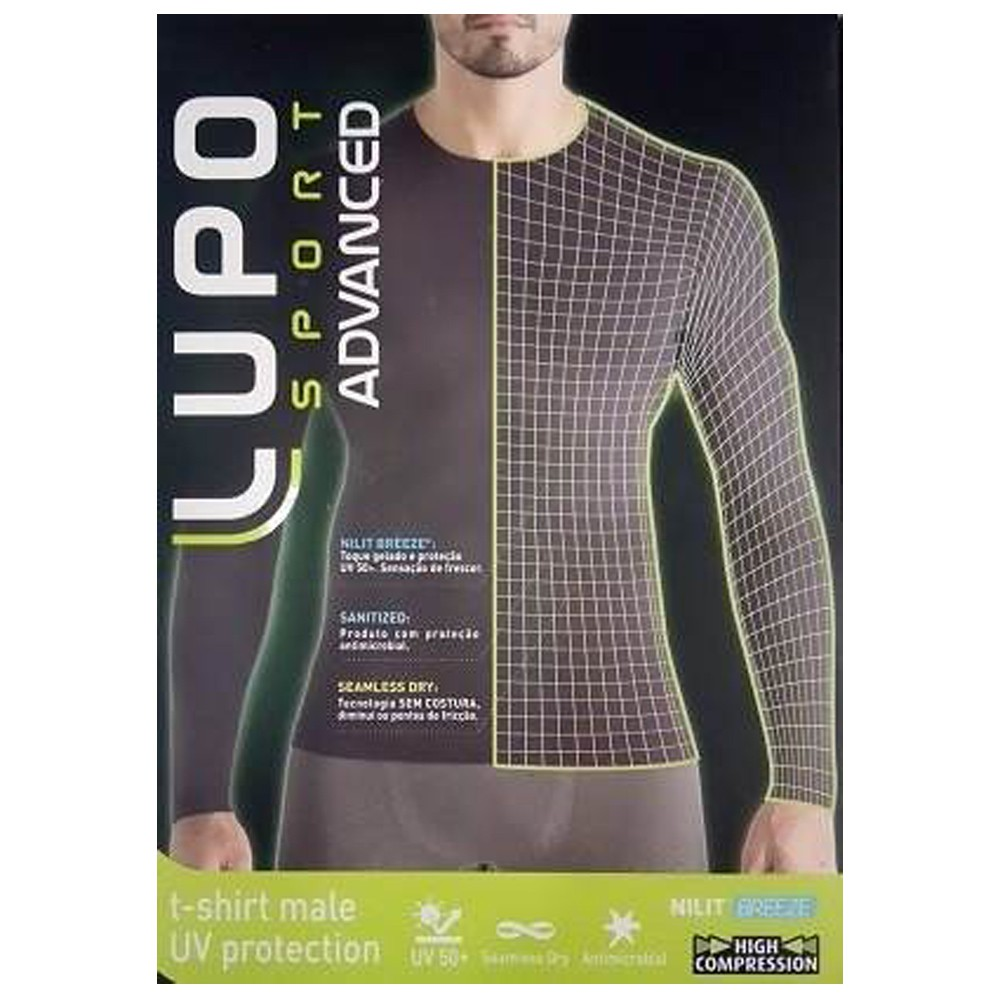 Camisa Masculina Lupo UV Protection UV50+ 70632-001
