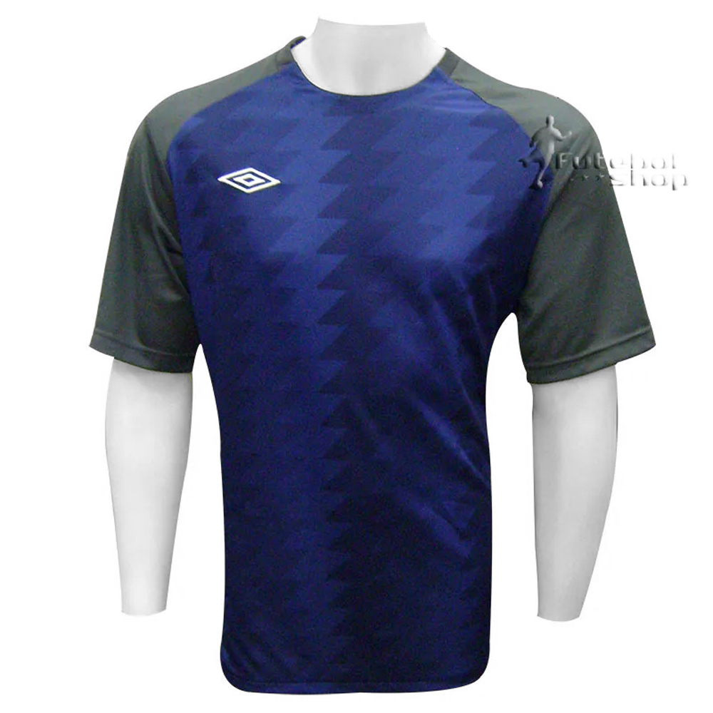 Camisa Masculina Umbro Orion Azul - U3251