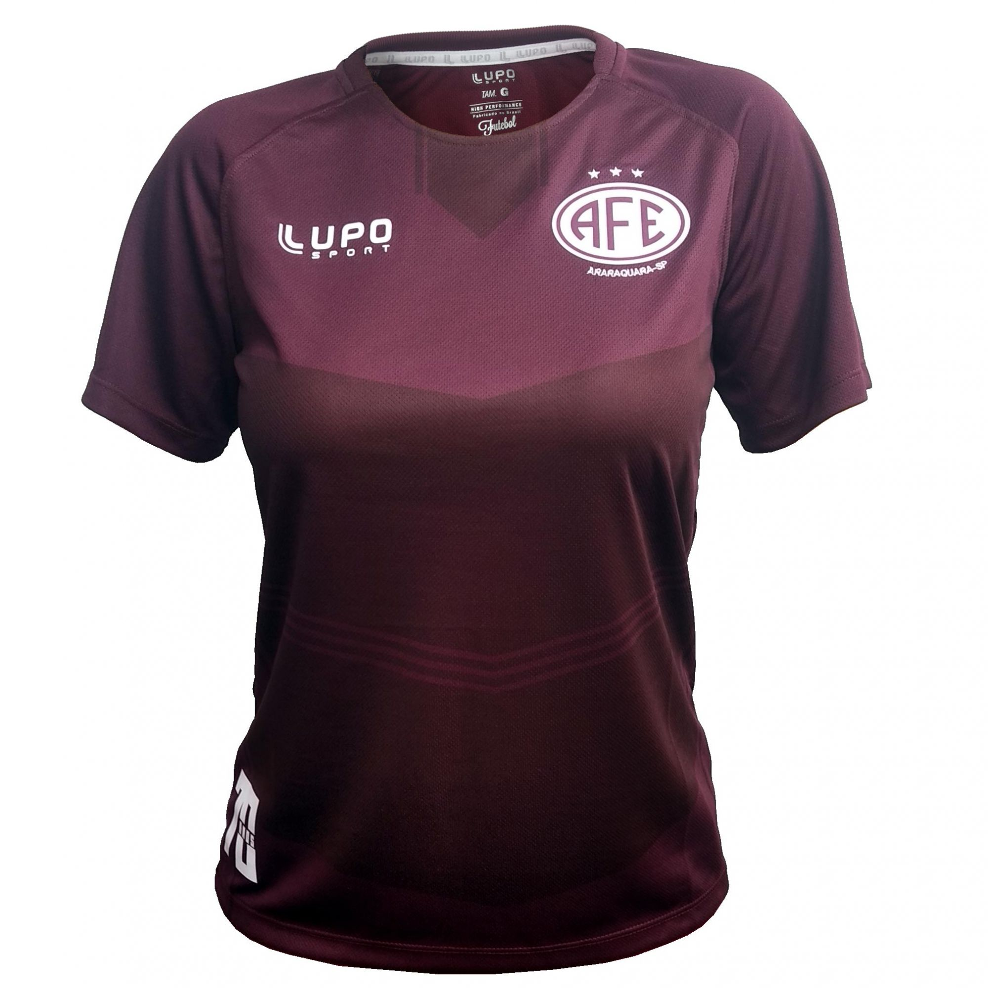 Camisa Oficial 1 Feminina Ferroviária 2020 - 65065-020