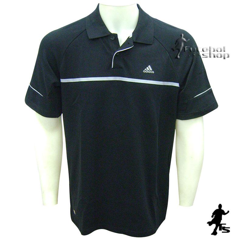 Camisa Polo Adidas 3S ESS - E18093