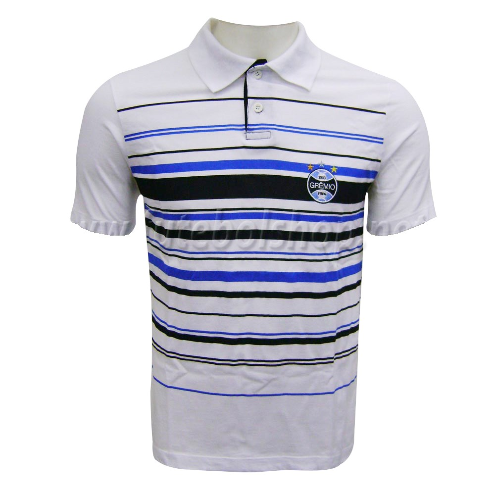 Camisa Polo Grêmio Listrada Tomi