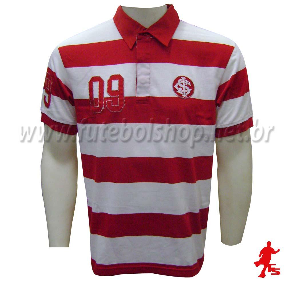 Camisa Polo Internacional Listrada - 63121