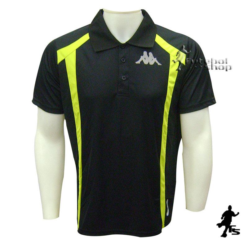 Camisa Polo Kappa Saben - 302S6U0