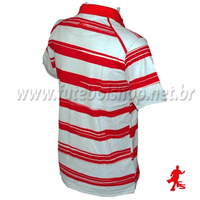 Camisa Polo Listrada do Internacional IN09004V