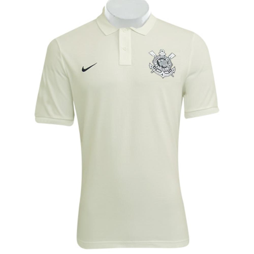 Camisa Polo Nike Corinthians Core - 546776