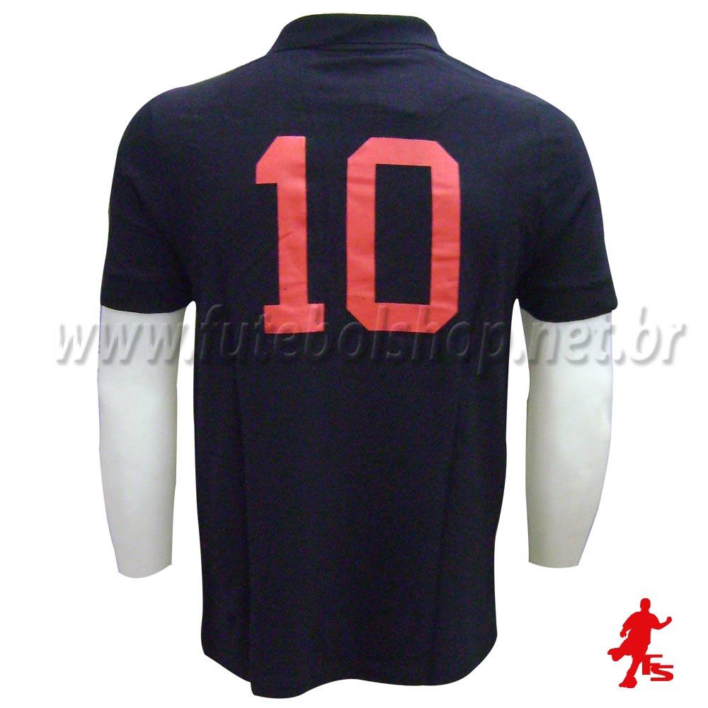 Camisa Pólo Olympikus Flamengo - 09060V