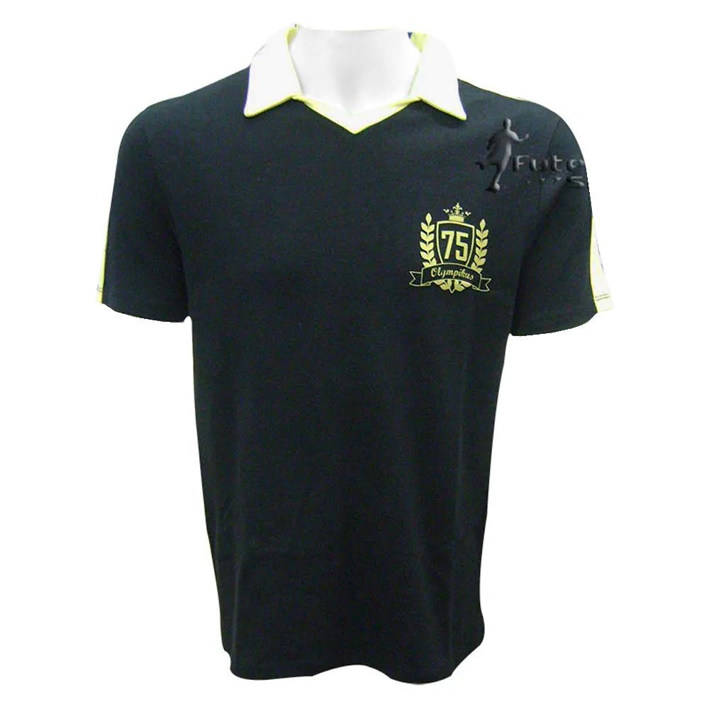 Camisa Polo Masculina Olympikus 1975 - OBMSA09044