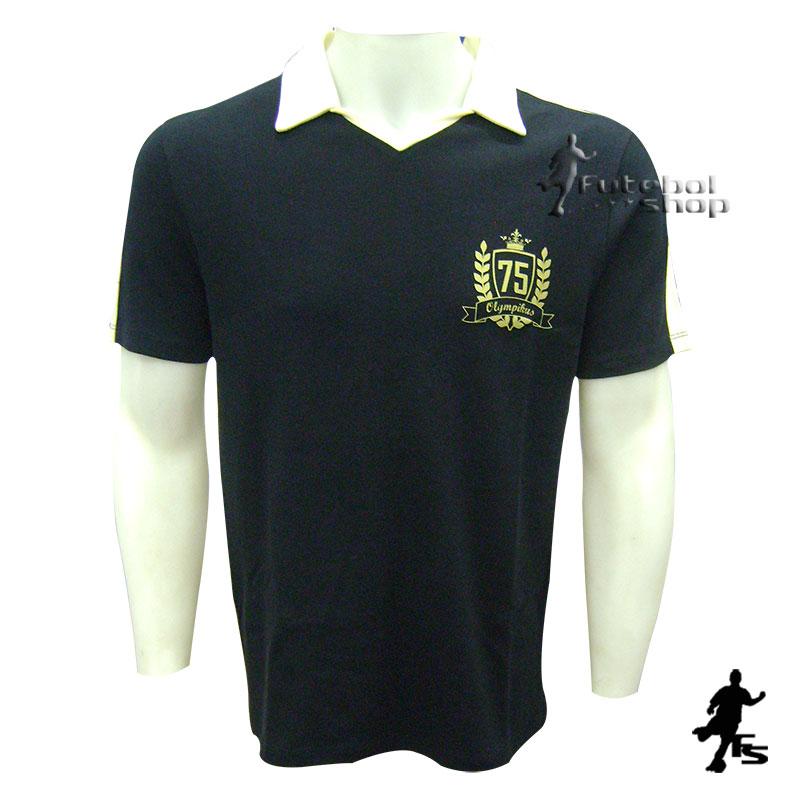 Camisa Polo Olympikus Retro 75 - OBMSA09044