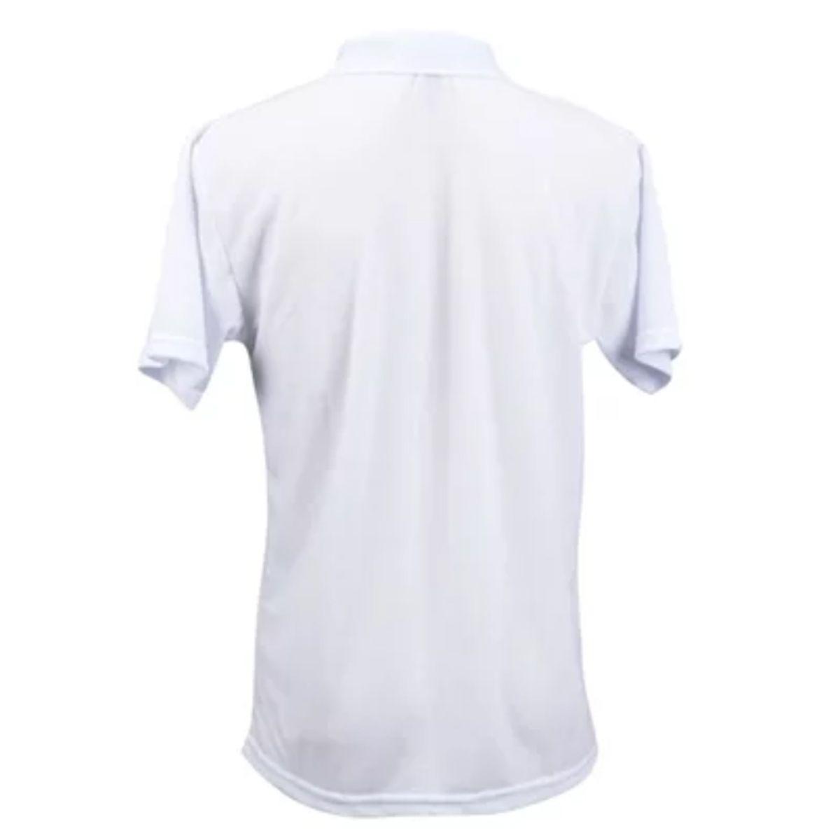 Camisa Polo Placar Xingu Branca - CP6428