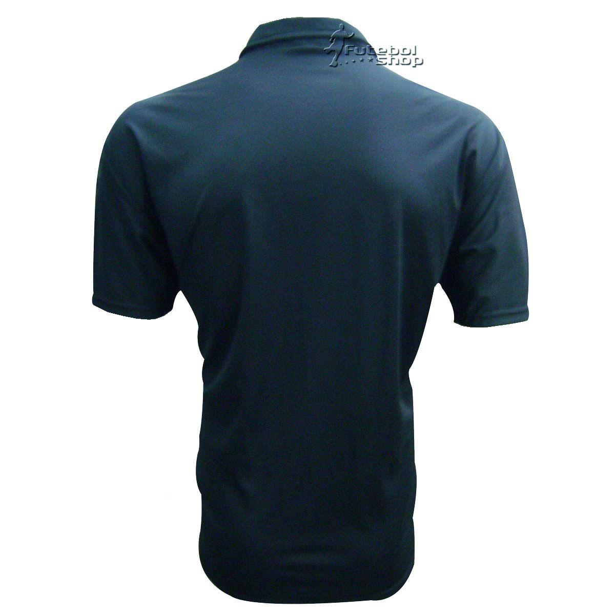Camisa Polo Placar Xingu Preta - CP6428