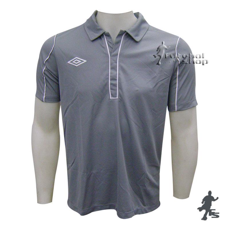 Camisa Polo Umbro TWTR Focus - 2T33000