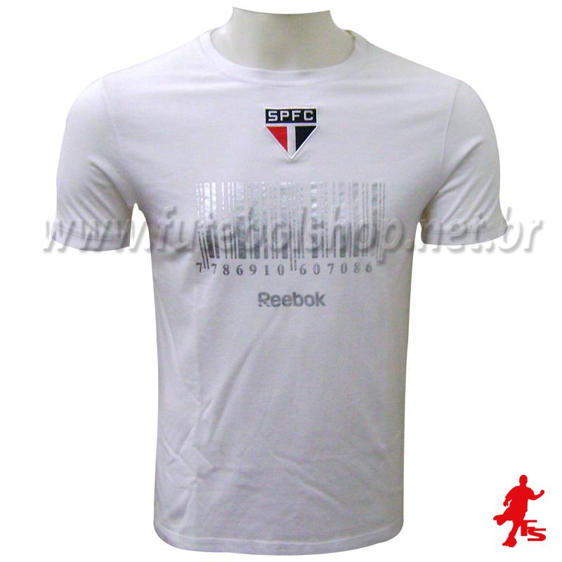 Camisa Reebok São Paulo Hexa Code - SP86061V