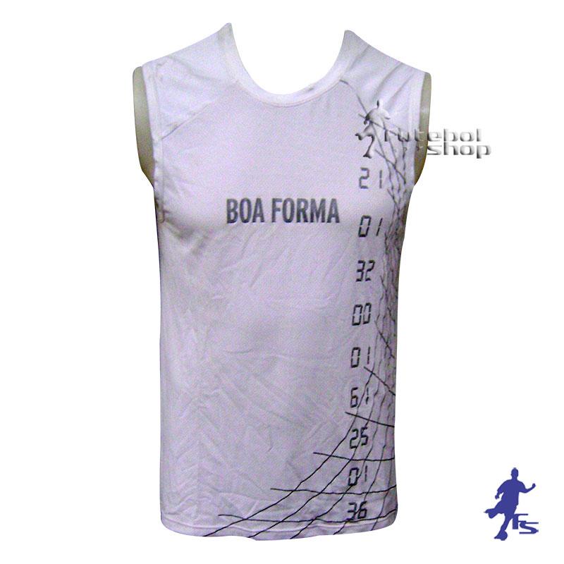 Camisa Regata Boa Forma - BF44