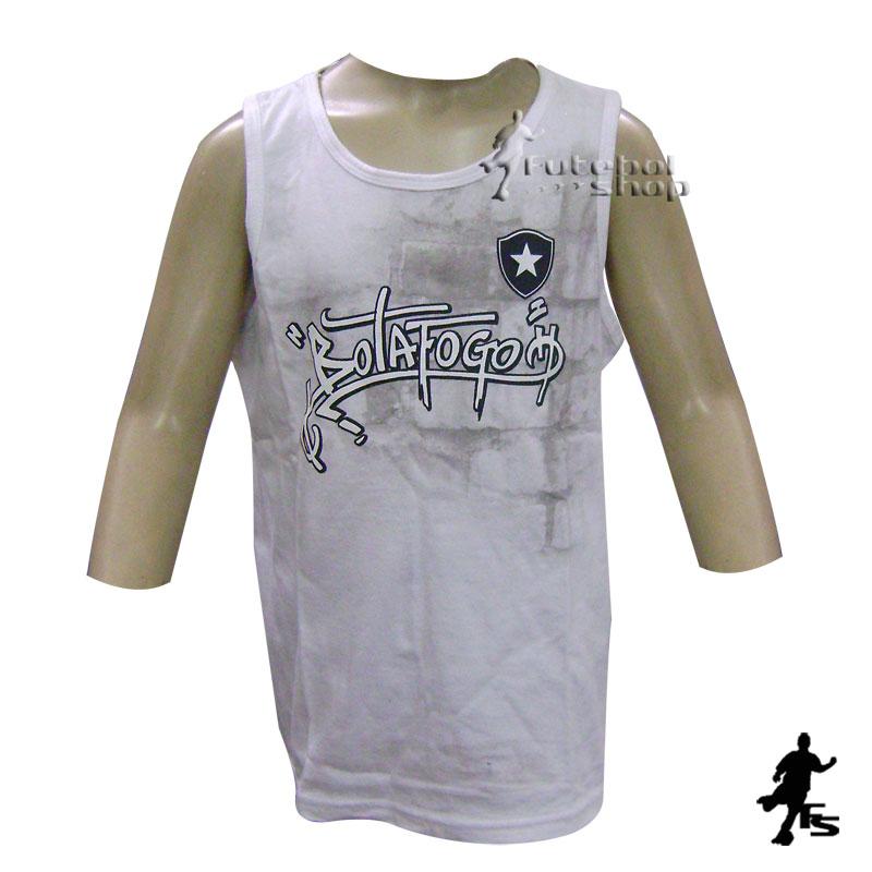 9f9b56a8f2 Camisa Regata do Botafogo Infantil - Pix - FUTEBOL SHOP
