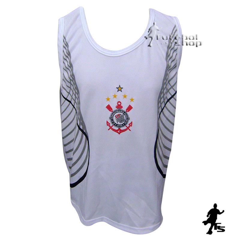 9ae8f730b6 Camisa Regata do Corinthians Infantil - NEED - FUTEBOL SHOP