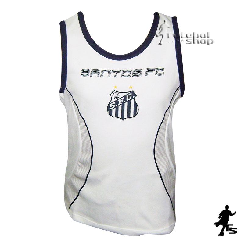 Camisa  Regata do Santos Infantil - Beck