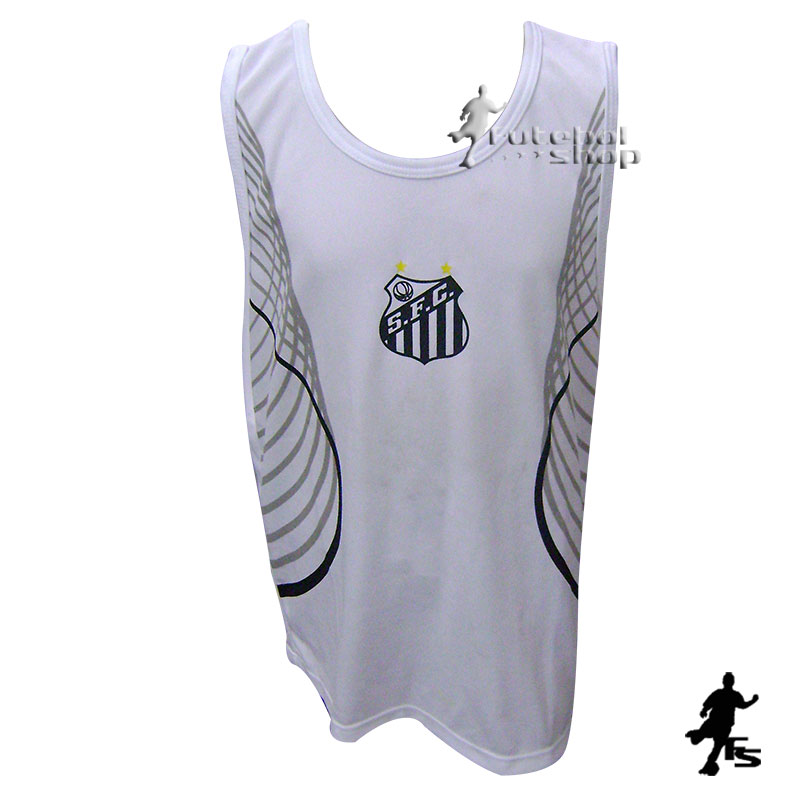 Camisa Regata do Santos Infantil - NEED