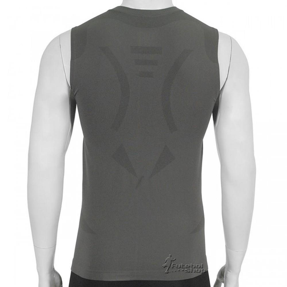 Camisa Regata Masculina Térmica Lupo I-Run - 70030 - Grafite