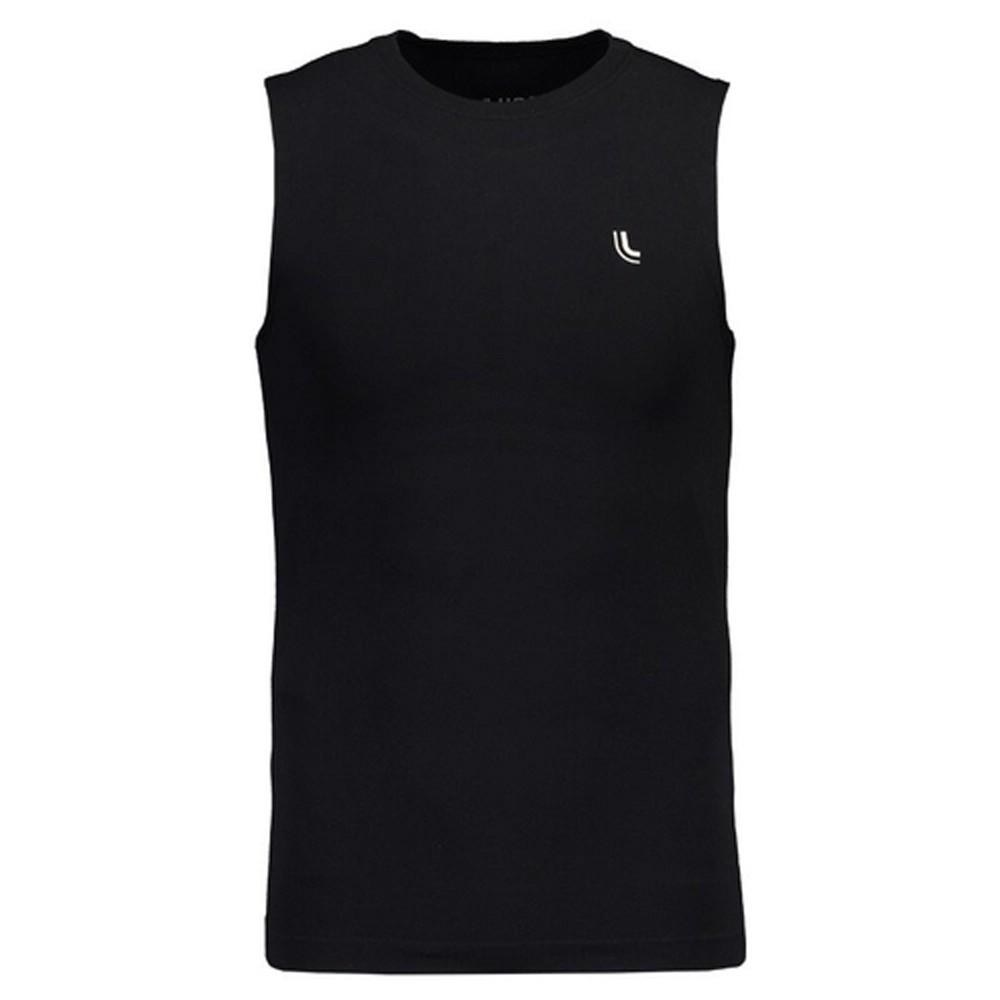 Camisa Regata Masculina Térmica Lupo I-Run - 70030 - Preto