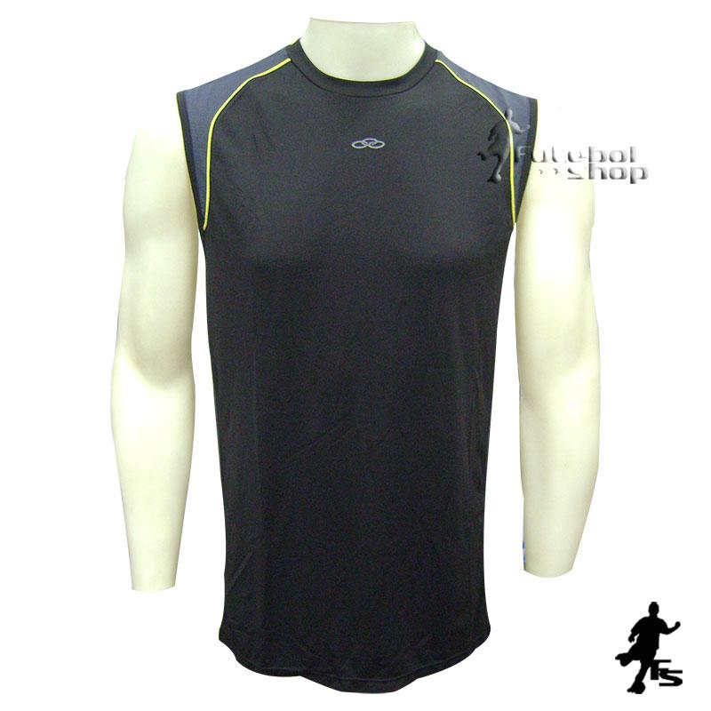 Camisa Regata Running Tech Olympikus - OBMSR07040