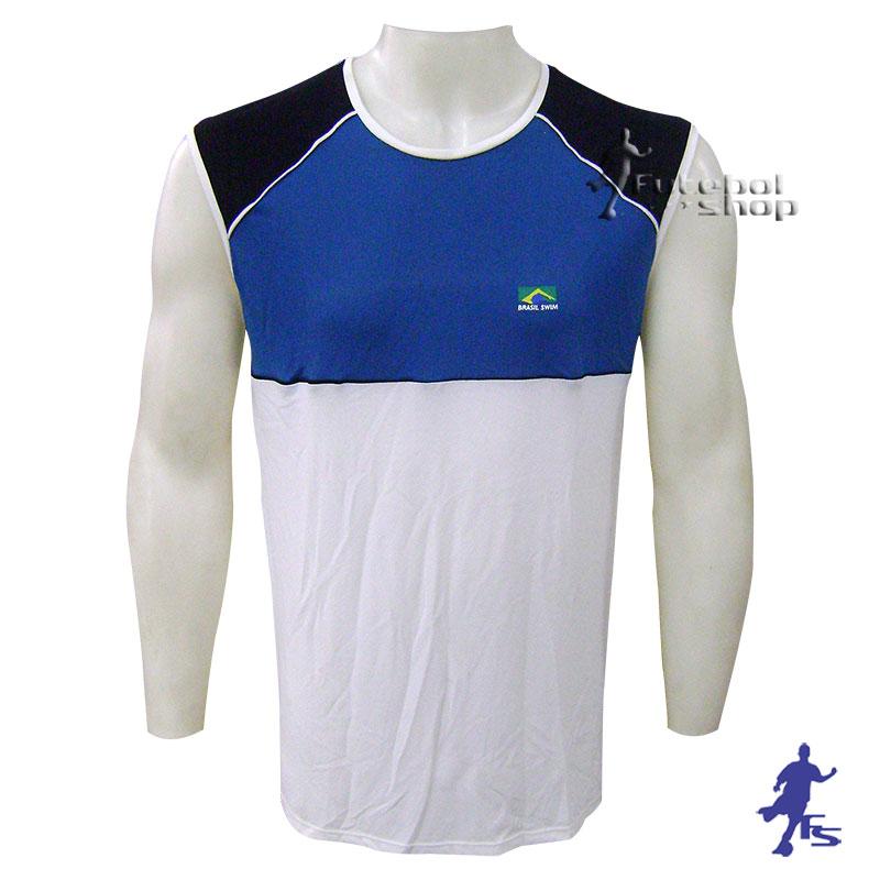 Camisa Regata Termo Air Brasil Swim - 275