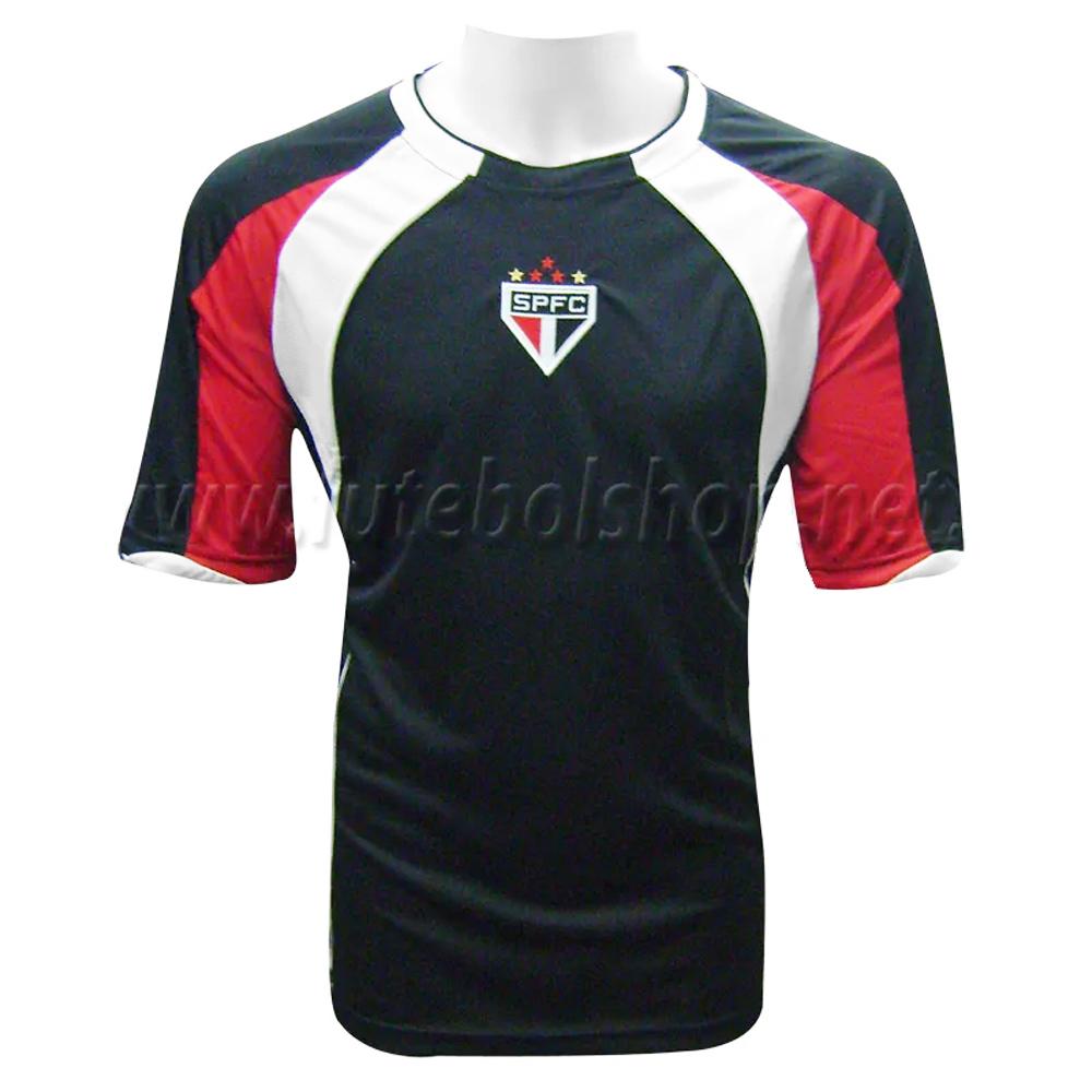 Camisa São Paulo Dry- 16001B