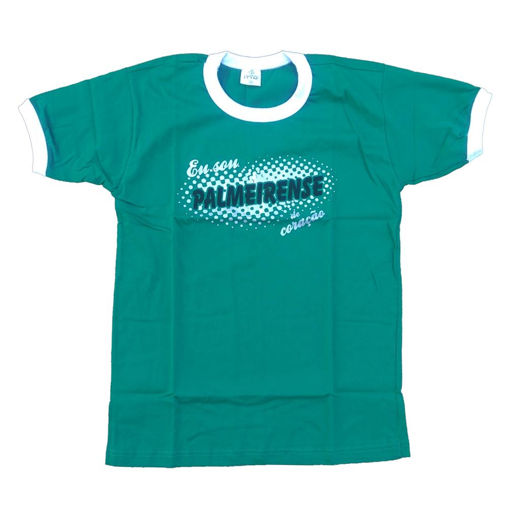 Camisa Sou Palmeirense Infantil - IT147A