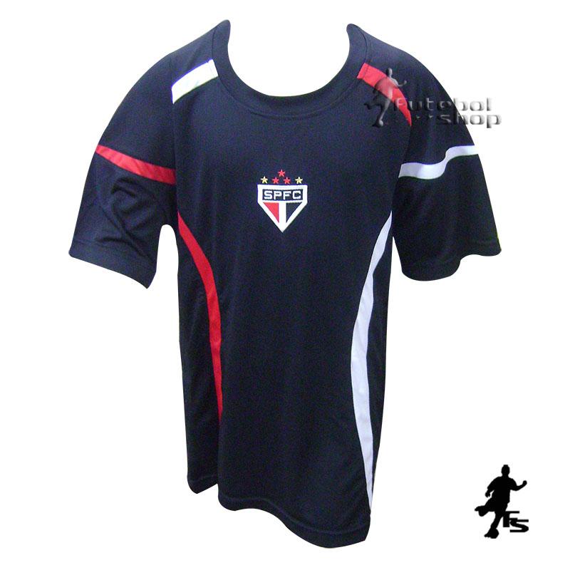 Camisa São Paulo Dry Juvenil  - 16058