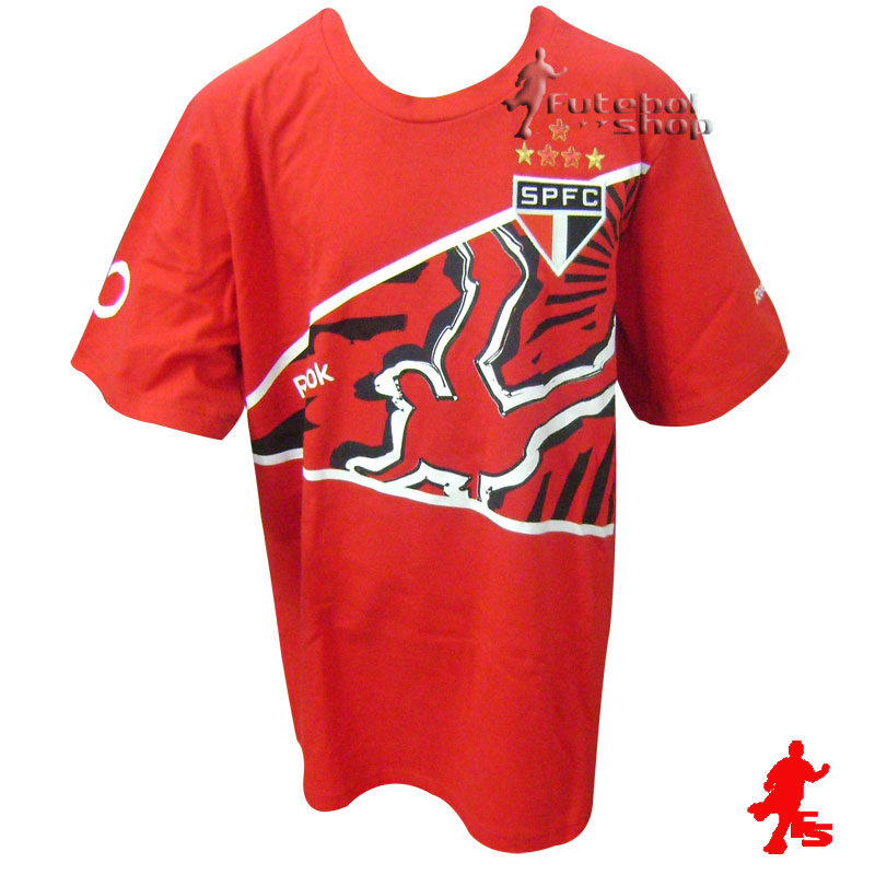 2131144fa8c Camisa SPFC Kids Player - Infantil - SP96031V