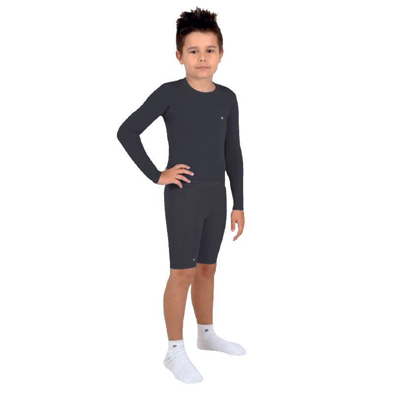 Camisa Térmica Infantil Poker Skin - 04706