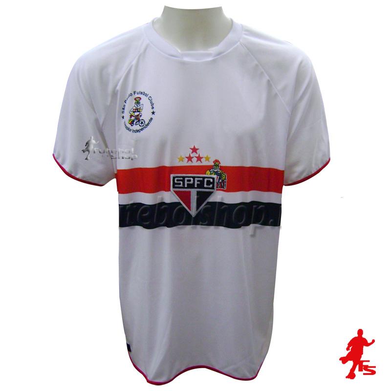 Camisa Torcida Independente do São Paulo Infantil - 232 B - FUTEBOL SHOP e209c1753095c
