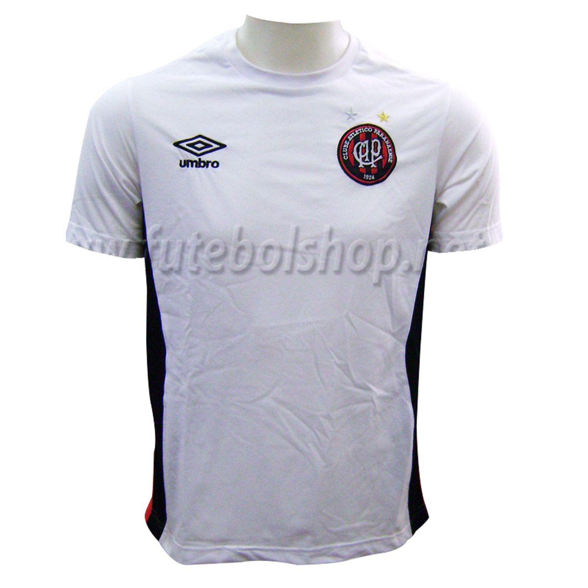 Camisa Umbro Atlético Paranaense 2010 Viagem - 335C009