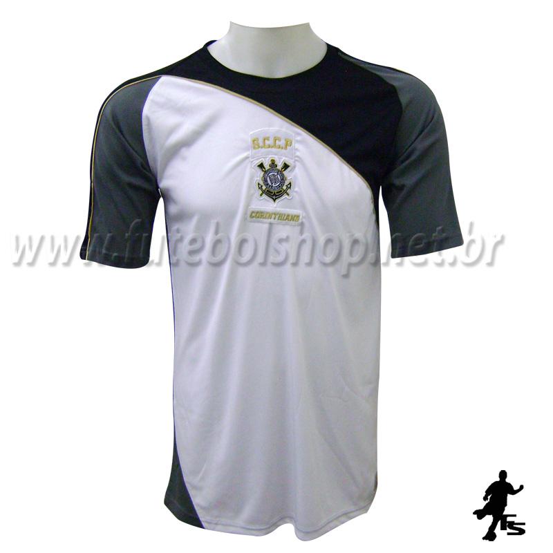 Camiseta Corinthians Dry - 17420 67609b5f69d63