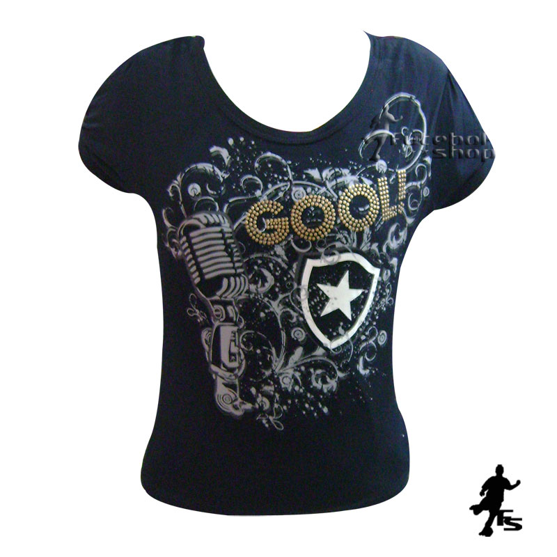 Camiseta do Botafogo Feminina - TACH