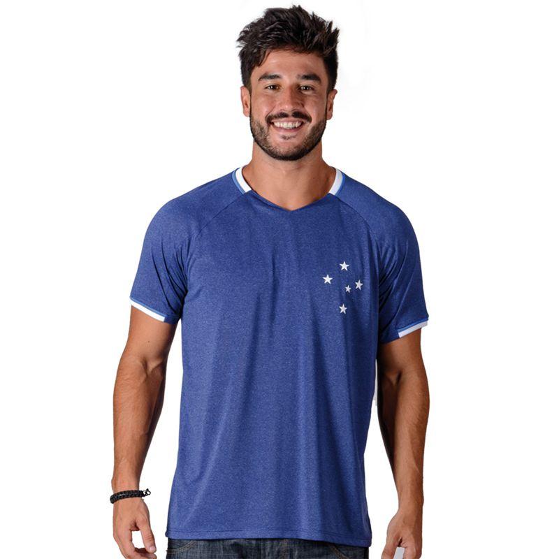 Camiseta do Cruzeiro Vision Azul