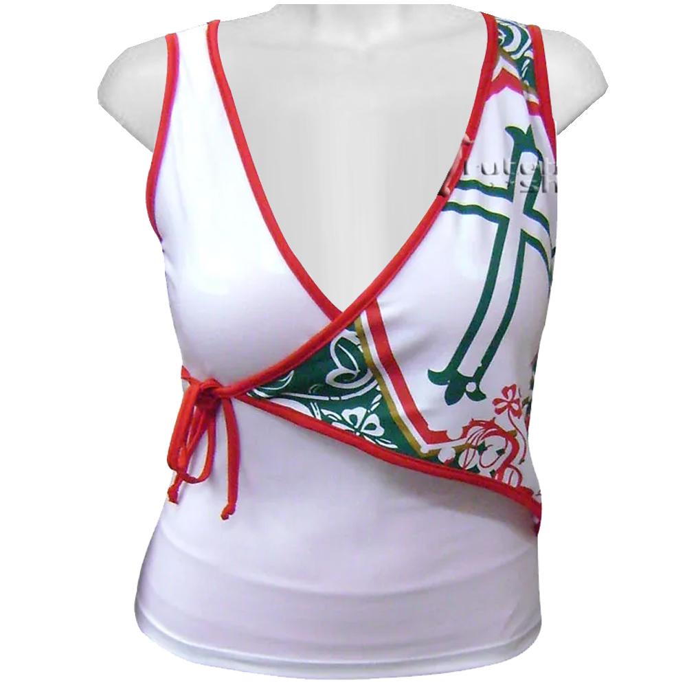 Camiseta Feminina da Portuguesa - Dupla 10