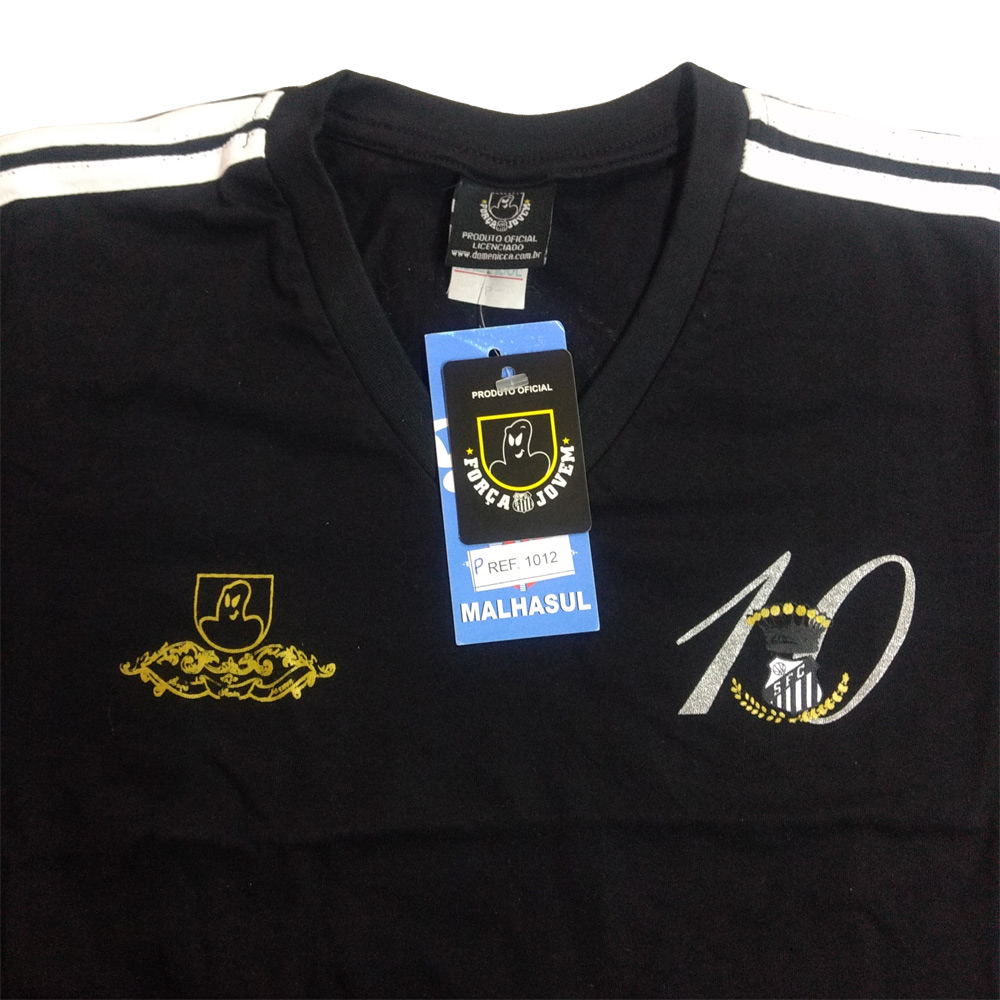 Camiseta Feminina Juvenil da Torcida Força Jovem - 1012
