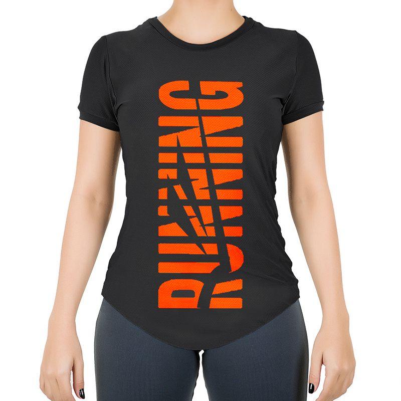 Camiseta Feminina Running Elite 125814