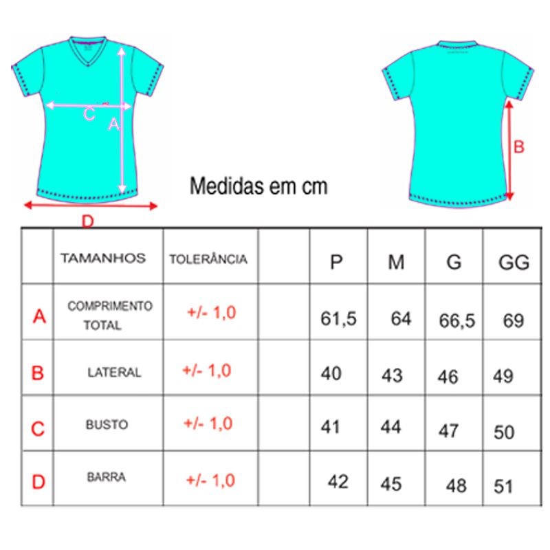 Camiseta Feminina Running Elite Verde/Marinho 125807