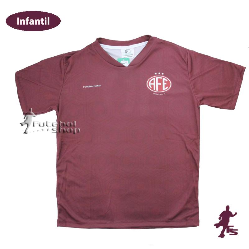 Camiseta Infantil da Ferroviária - 251S