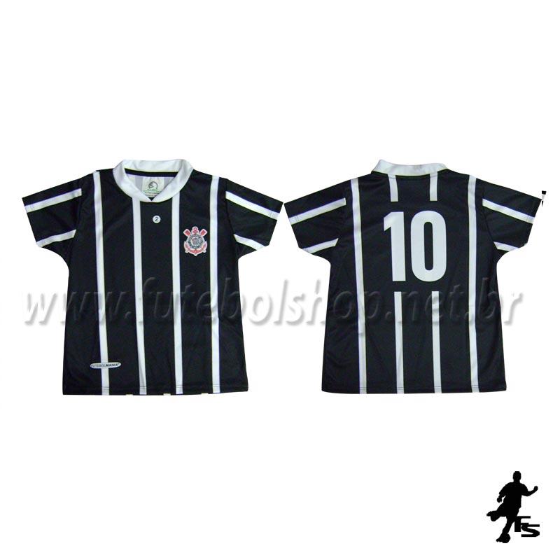 Camiseta Infantil do Corinthians Sublimado- 251S