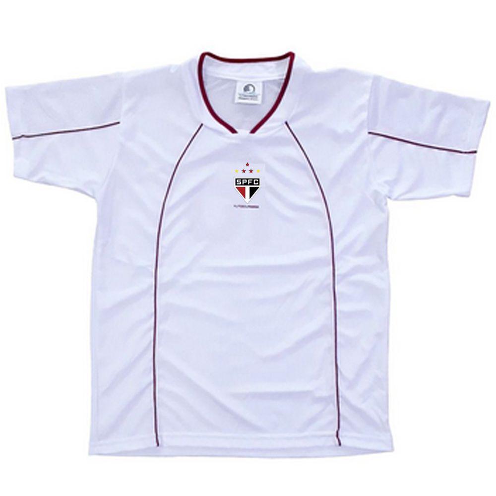 Camiseta Infantil do São Paulo Futebol Mania - 252E
