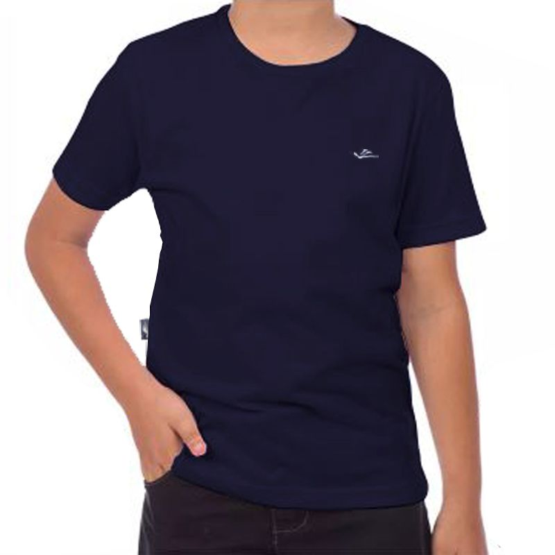 Camiseta Infantil Dryline Elite Summersun Marinho 025392