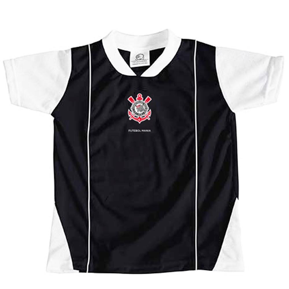 Camiseta Juvenil do Corinthians - 252H