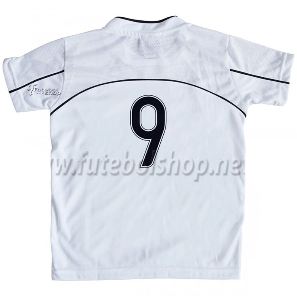 Camiseta Juvenil do Corinthians Futebol Mania - 252E