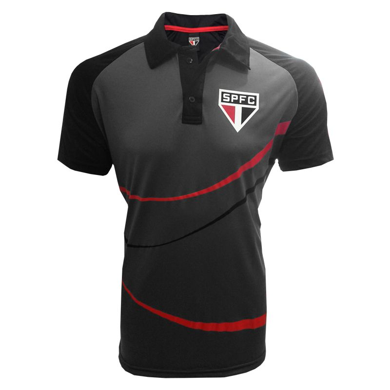 Camiseta Polo Diamond São Paulo FC - SP015001